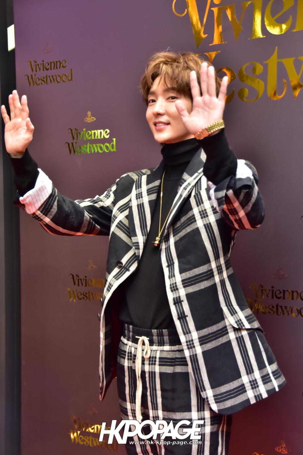 [HK.KPOP.PAGE] 181107_Lee Joon-gi_Vivienne Westwood Event in Hong Kong_20