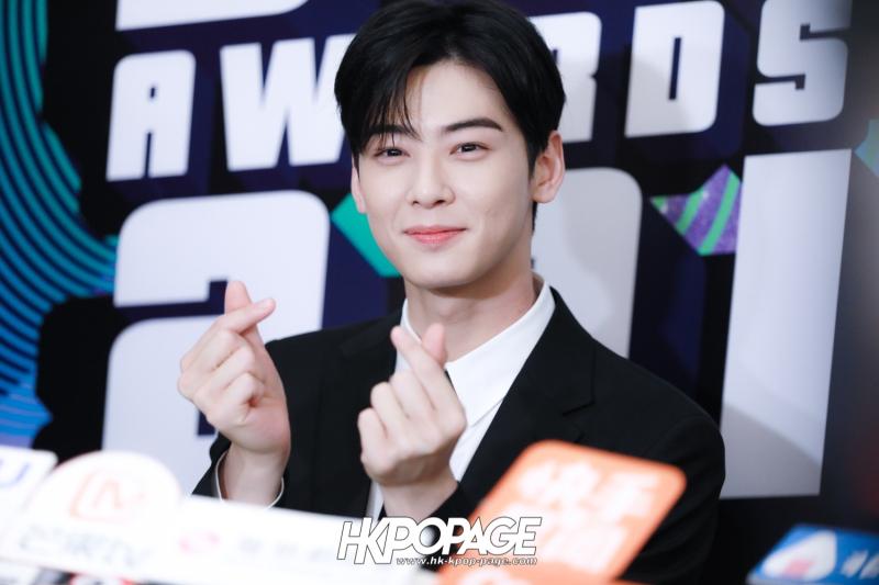 [HK.KPOP.PAGE] 181212_Cha Eun Woo_Yahoo Asia Buzz Awards 2018 presentation ceremony_-10