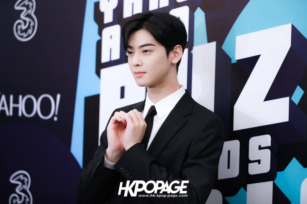 [HK.KPOP.PAGE] 181212_Cha Eun Woo_Yahoo Asia Buzz Awards 2018 presentation ceremony_-13