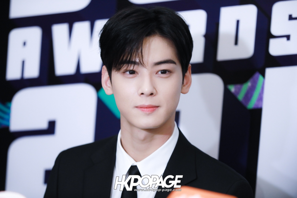 [HK.KPOP.PAGE] 181212_Cha Eun Woo_Yahoo Asia Buzz Awards 2018 presentation ceremony_-5