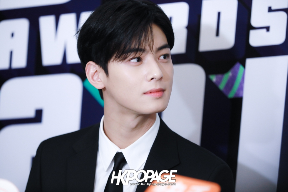 [HK.KPOP.PAGE] 181212_Cha Eun Woo_Yahoo Asia Buzz Awards 2018 presentation ceremony_-6
