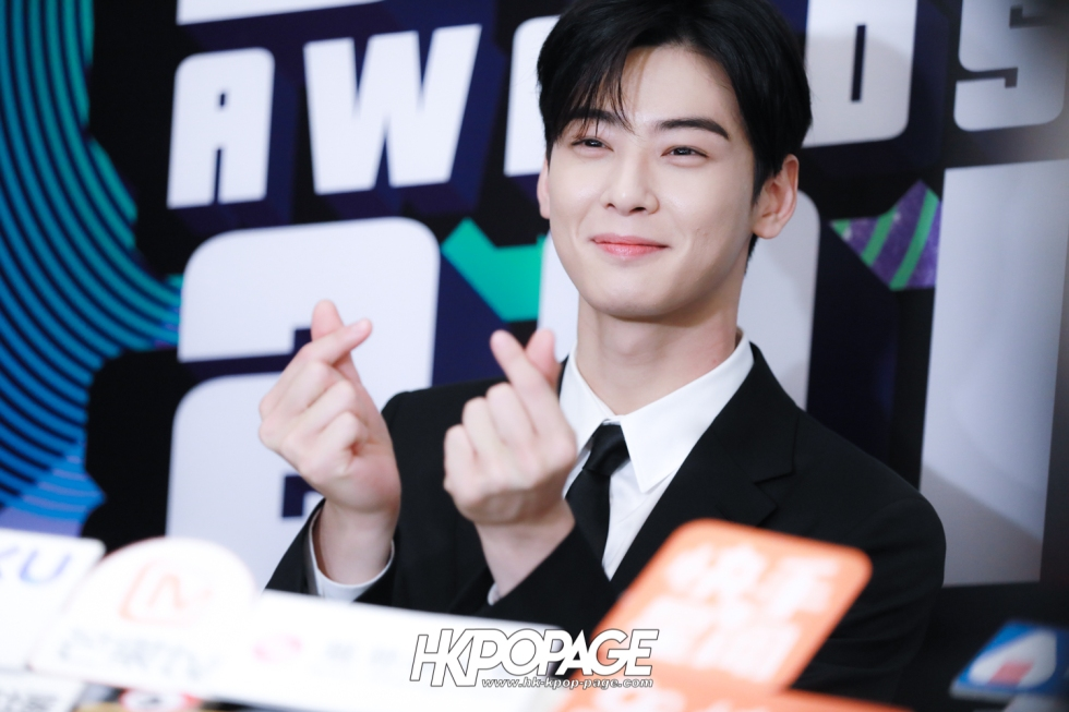 [HK.KPOP.PAGE] 181212_Cha Eun Woo_Yahoo Asia Buzz Awards 2018 presentation ceremony_-9