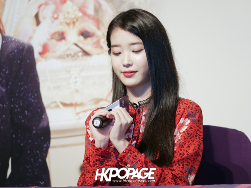 [HK.KPOP.PAGE] 181207_Windsor House x 2018 IU 10th Anniversary Tour Concert -이지금 dlwlrma- in Hong Kong Press Conference_-6