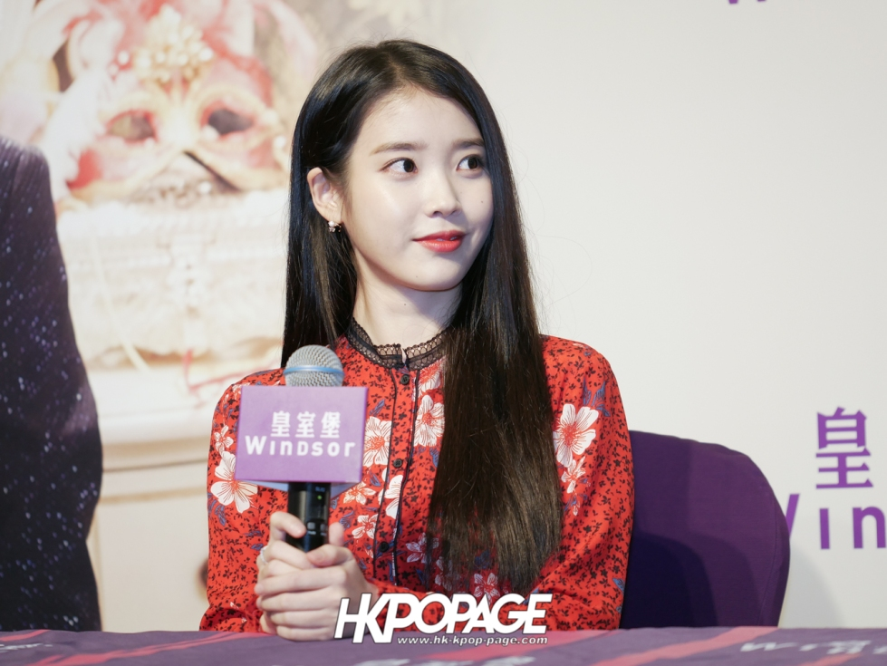 [HK.KPOP.PAGE] 181207_Windsor House x 2018 IU 10th Anniversary Tour Concert -이지금 dlwlrma- in Hong Kong Press Conference_-9