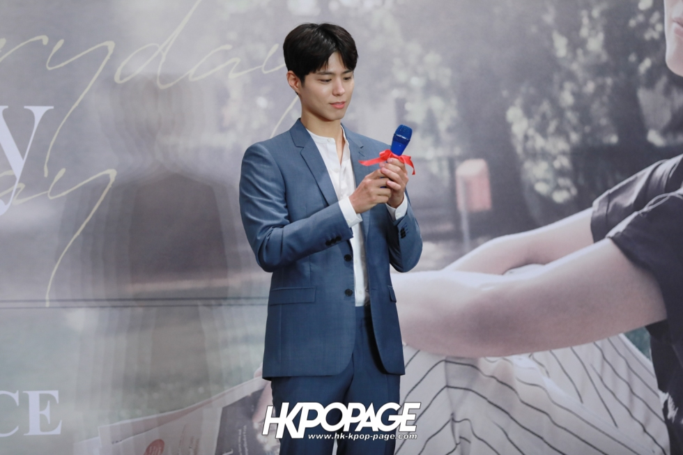 [HK.KPOP.PAGE] 190315_Park Bo Gum Asia Tour In HongKong -Good Day- May your everyday be a good day- Press conference-12