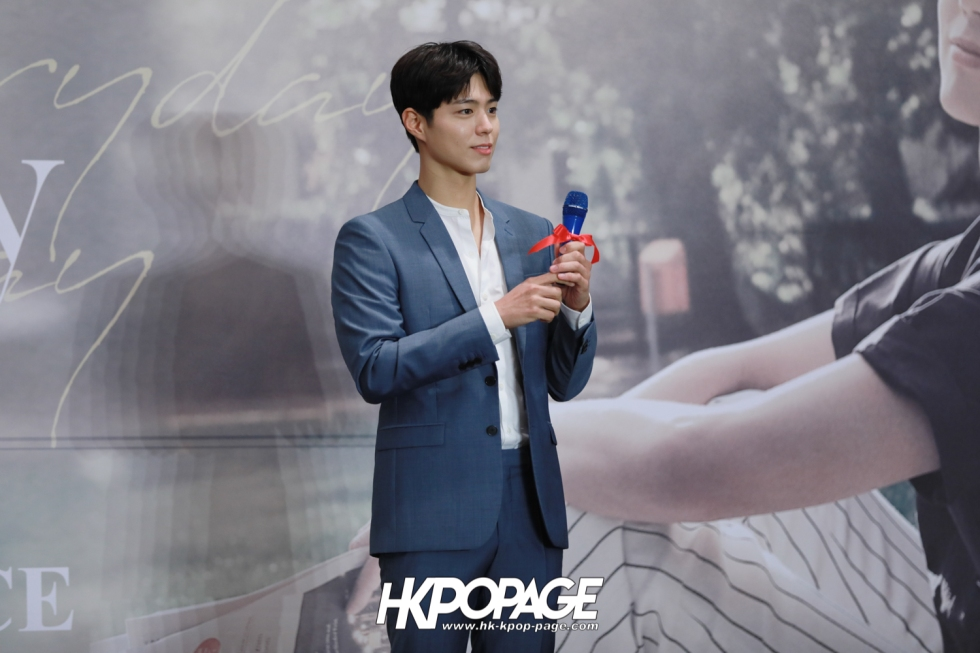 [HK.KPOP.PAGE] 190315_Park Bo Gum Asia Tour In HongKong -Good Day- May your everyday be a good day- Press conference-13