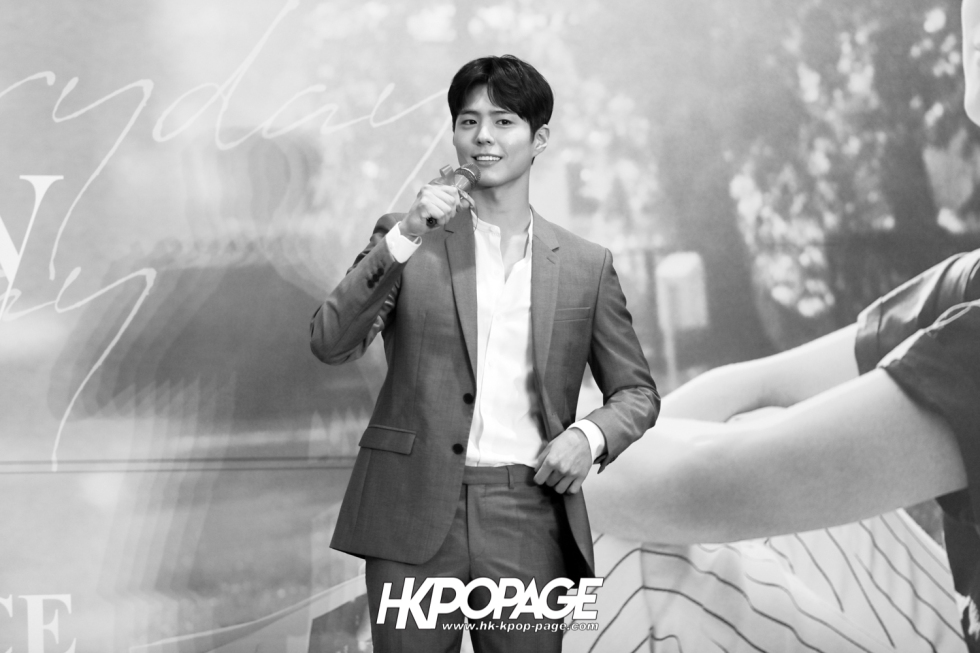 [HK.KPOP.PAGE] 190315_Park Bo Gum Asia Tour In HongKong -Good Day- May your everyday be a good day- Press conference-15