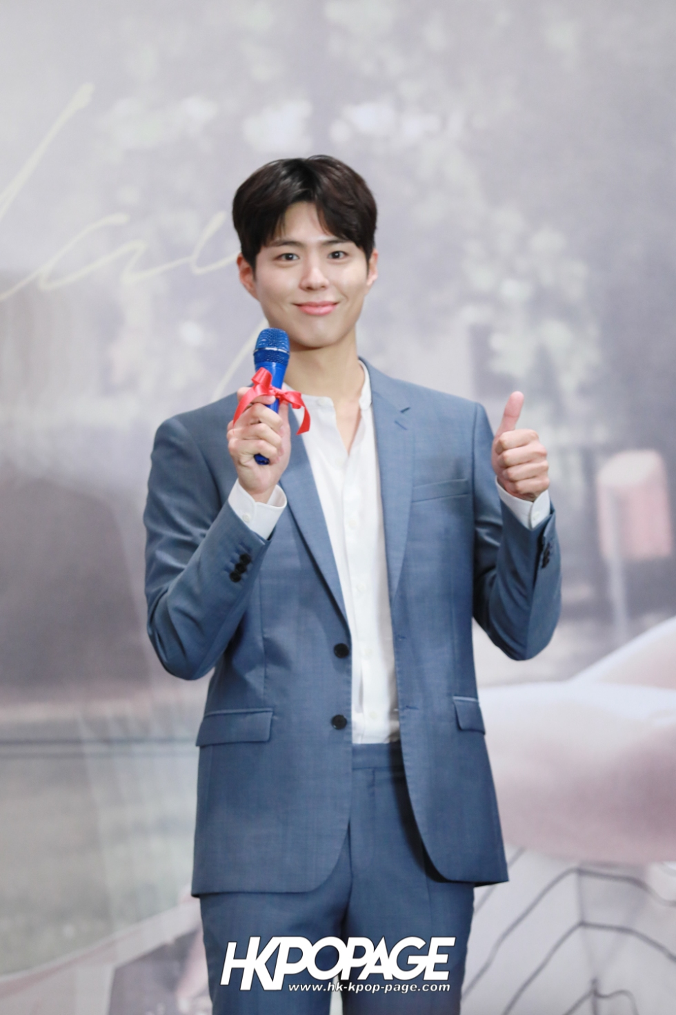 [HK.KPOP.PAGE] 190315_Park Bo Gum Asia Tour In HongKong -Good Day- May your everyday be a good day- Press conference-16
