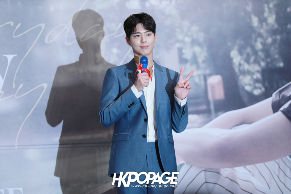 [HK.KPOP.PAGE] 190315_Park Bo Gum Asia Tour In HongKong -Good Day- May your everyday be a good day- Press conference-17