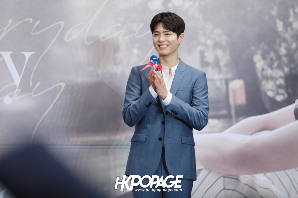 [HK.KPOP.PAGE] 190315_Park Bo Gum Asia Tour In HongKong -Good Day- May your everyday be a good day- Press conference-18
