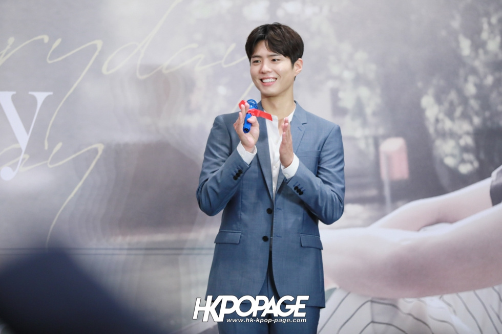 [HK.KPOP.PAGE] 190315_Park Bo Gum Asia Tour In HongKong -Good Day- May your everyday be a good day- Press conference-19