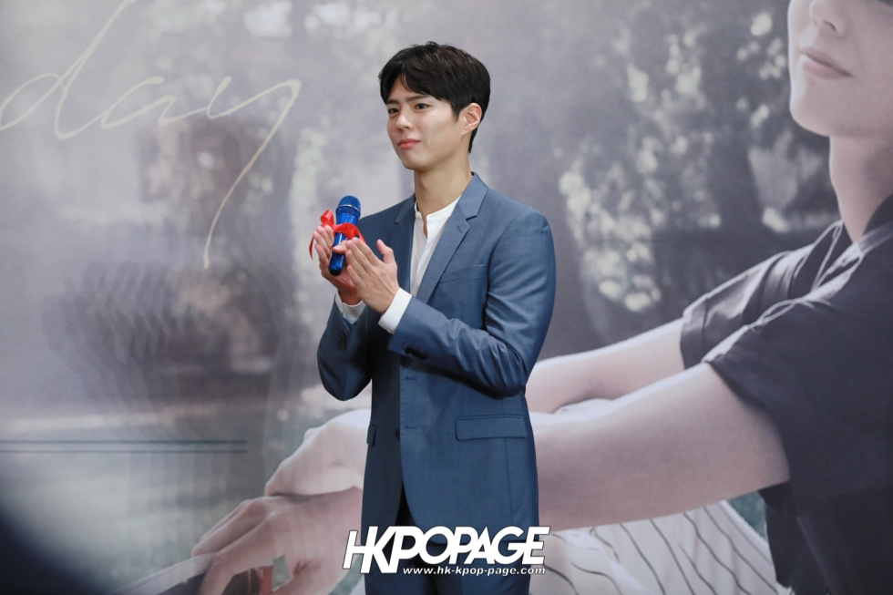 [HK.KPOP.PAGE] 190315_Park Bo Gum Asia Tour In HongKong -Good Day- May your everyday be a good day- Press conference-20