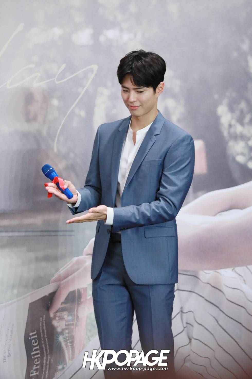 [HK.KPOP.PAGE] 190315_Park Bo Gum Asia Tour In HongKong -Good Day- May your everyday be a good day- Press conference-21