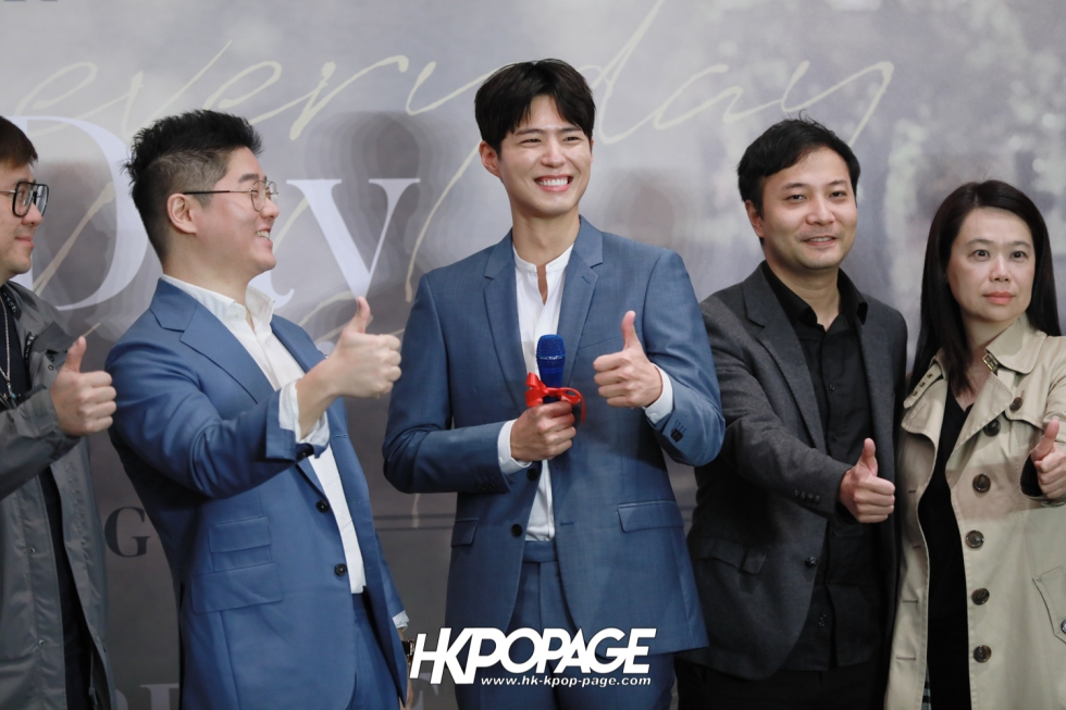 [HK.KPOP.PAGE] 190315_Park Bo Gum Asia Tour In HongKong -Good Day- May your everyday be a good day- Press conference-25