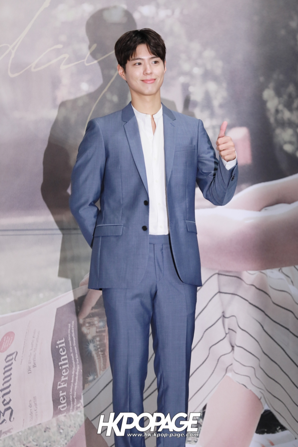 [HK.KPOP.PAGE] 190315_Park Bo Gum Asia Tour In HongKong -Good Day- May your everyday be a good day- Press conference-3