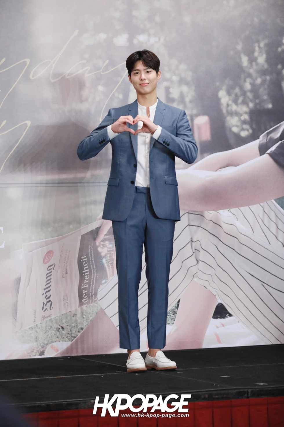 [HK.KPOP.PAGE] 190315_Park Bo Gum Asia Tour In HongKong -Good Day- May your everyday be a good day- Press conference-4