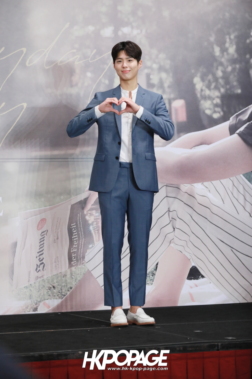 [HK.KPOP.PAGE] 190315_Park Bo Gum Asia Tour In HongKong -Good Day- May your everyday be a good day- Press conference-5