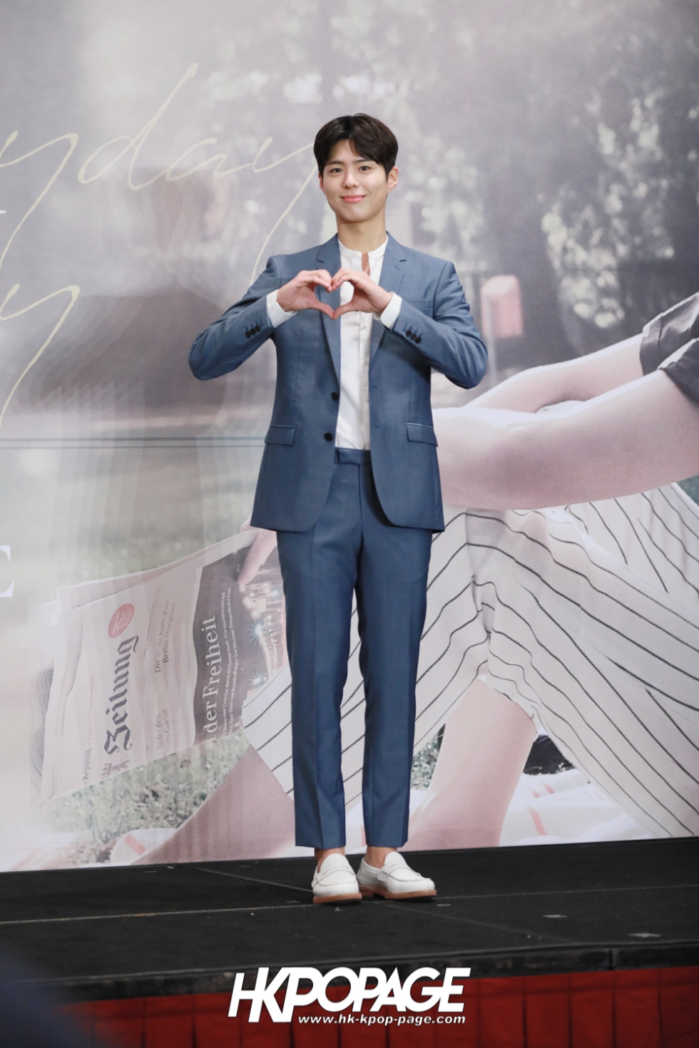 [HK.KPOP.PAGE] 190315_Park Bo Gum Asia Tour In HongKong -Good Day- May your everyday be a good day- Press conference-6