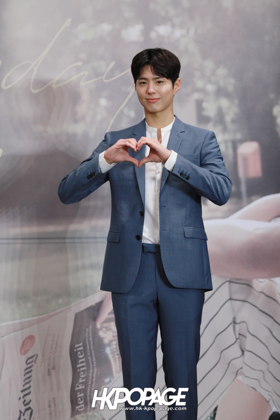 [HK.KPOP.PAGE] 190315_Park Bo Gum Asia Tour In HongKong -Good Day- May your everyday be a good day- Press conference-7