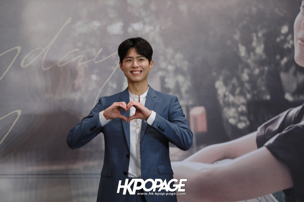 [HK.KPOP.PAGE] 190315_Park Bo Gum Asia Tour In HongKong -Good Day- May your everyday be a good day- Press conference-8