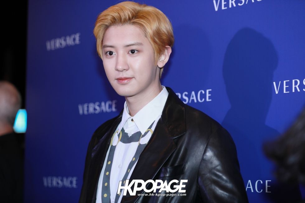 [HK.KPOP.PAGE] 190426_Chanyeol_VERSACE EVENT-11
