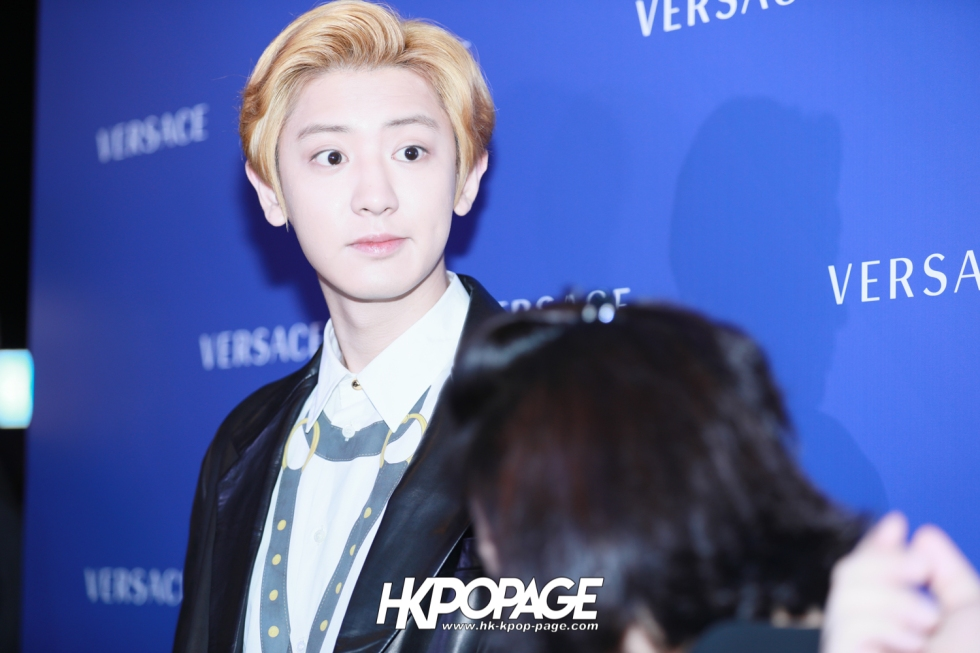 [HK.KPOP.PAGE] 190426_Chanyeol_VERSACE EVENT-12