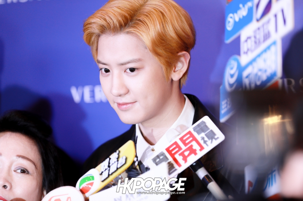 [HK.KPOP.PAGE] 190426_Chanyeol_VERSACE EVENT-13