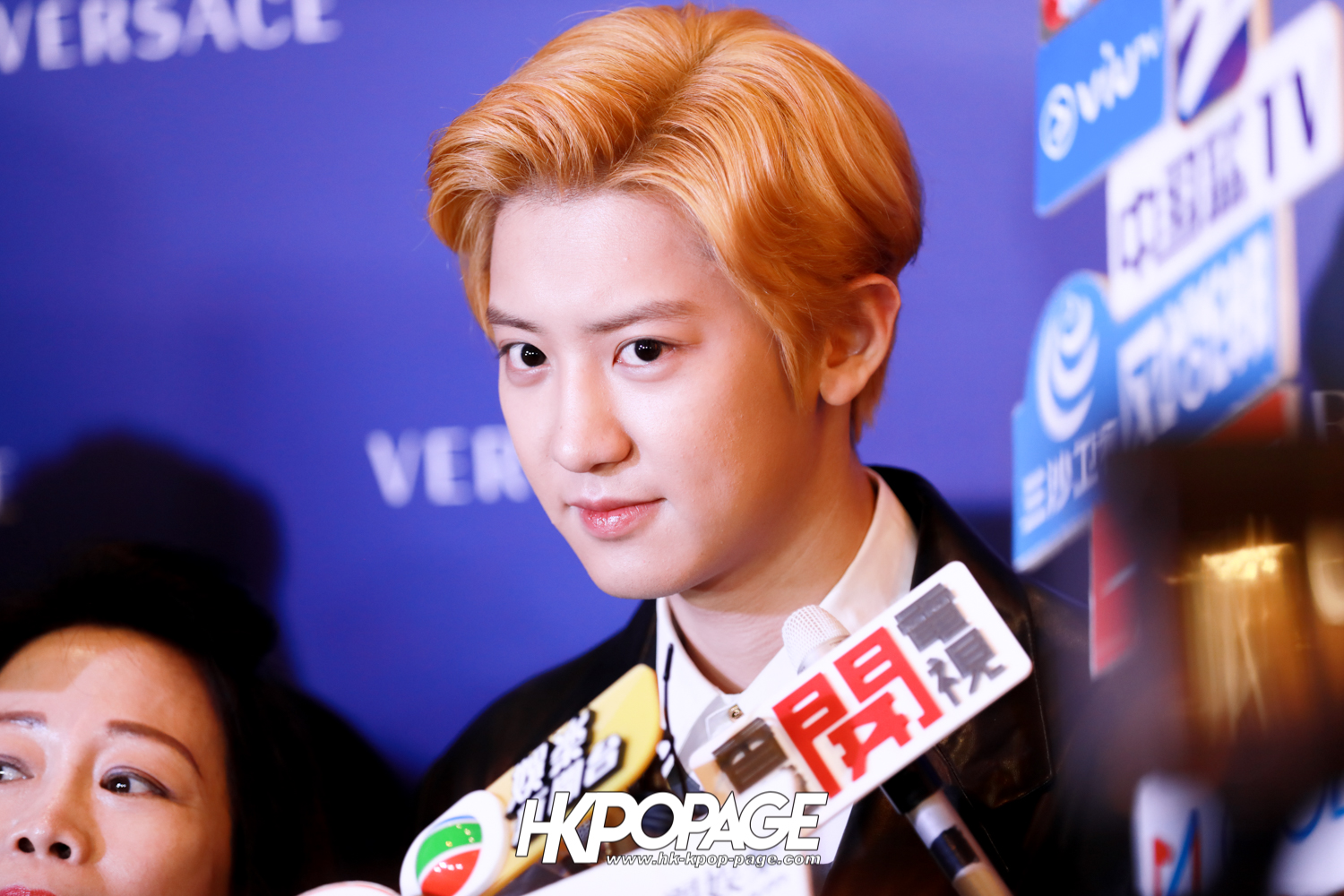 [HK.KPOP.PAGE] 190426_Chanyeol_VERSACE EVENT-14