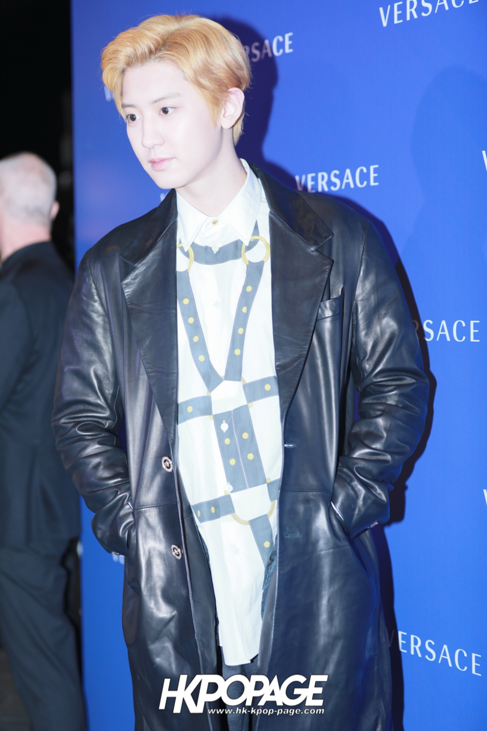 [HK.KPOP.PAGE] 190426_Chanyeol_VERSACE EVENT-6